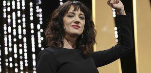 Post de Asia Argento en Cannes: