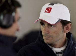 Sauber renueva a Kobayashi y se 'olvida' de De la Rosa