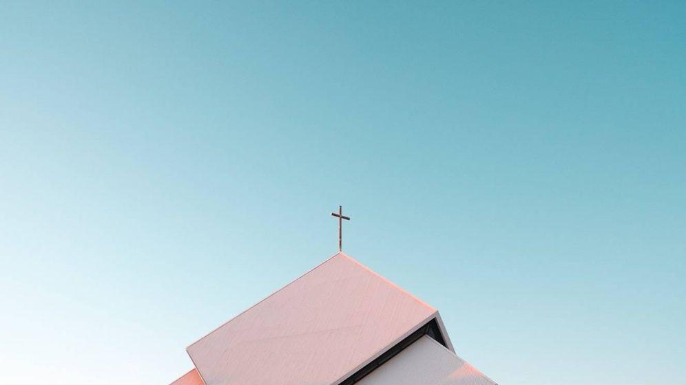 Foto: Iglesia católica. (Foto: Unsplash - Akira Hojo)