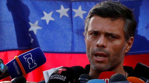 Leopoldo López en la embajada de España, un quebradero de cabeza para Pedro Sánchez