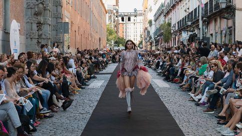 La moda desfila en la calle