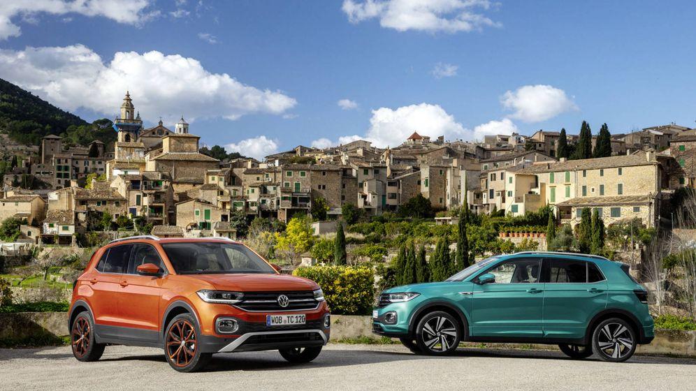 Foto: Volkswagen T-Cross, el pequeño de una gran familia