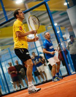 Foto: 'Bquet', el nuevo deporte de la raqueta.