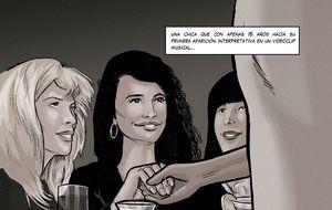 La vida de Penélope Cruz se convierte en un cómic