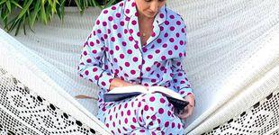 Post de Hablamos con Rocío Peralta, la diseñadora de la jet que se reinventa tras el covid: ahora diseña pijamas