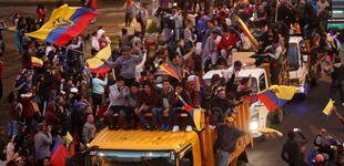 Post de Moreno traslada la sede de Gobierno a Guayaquil y culpa a Correa de las protestas