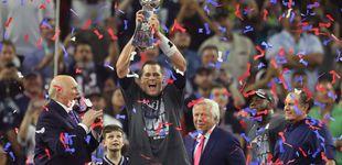 Post de Los Patriots logran la victoria más grande de la historia de la Super Bowl