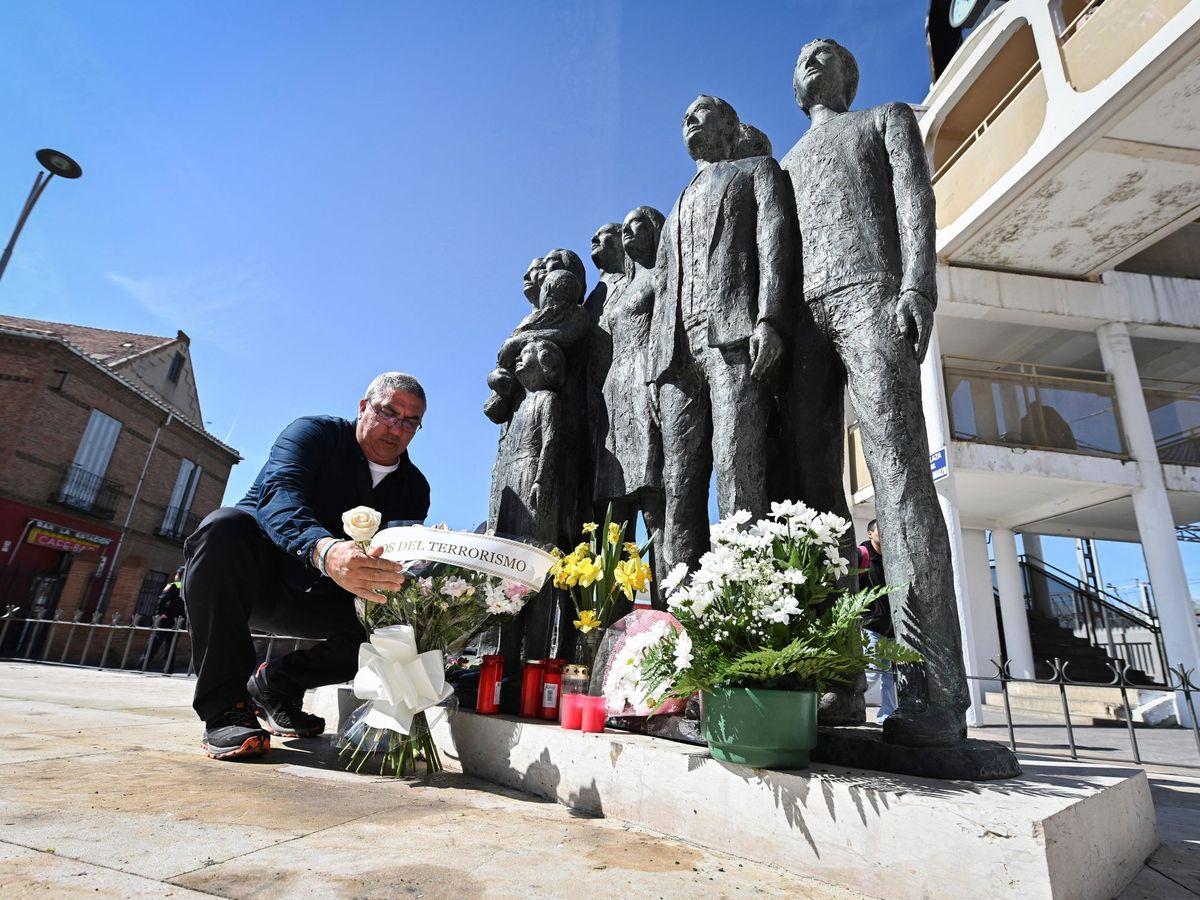 Foto: Acto de homenaje a las víctimas del 11 M