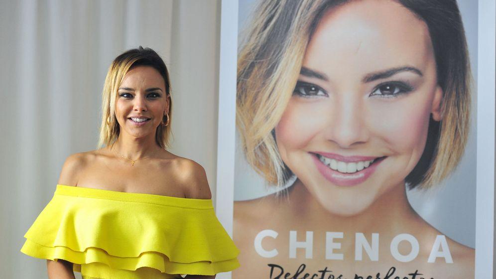 Foto: Chenoa presentó su biografía en 2017. (EFE)