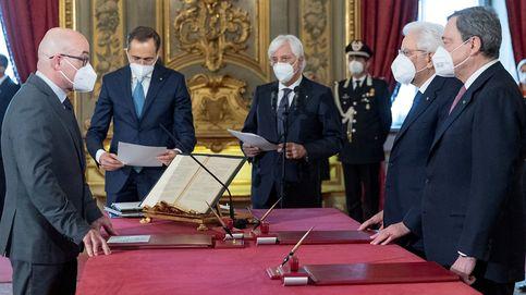 El interés del bono italiano repunta tras jurar Draghi como primer ministro