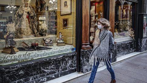 Andalucía suma 1.254 contagios de coronavirus y 17 muertos desde el sábado