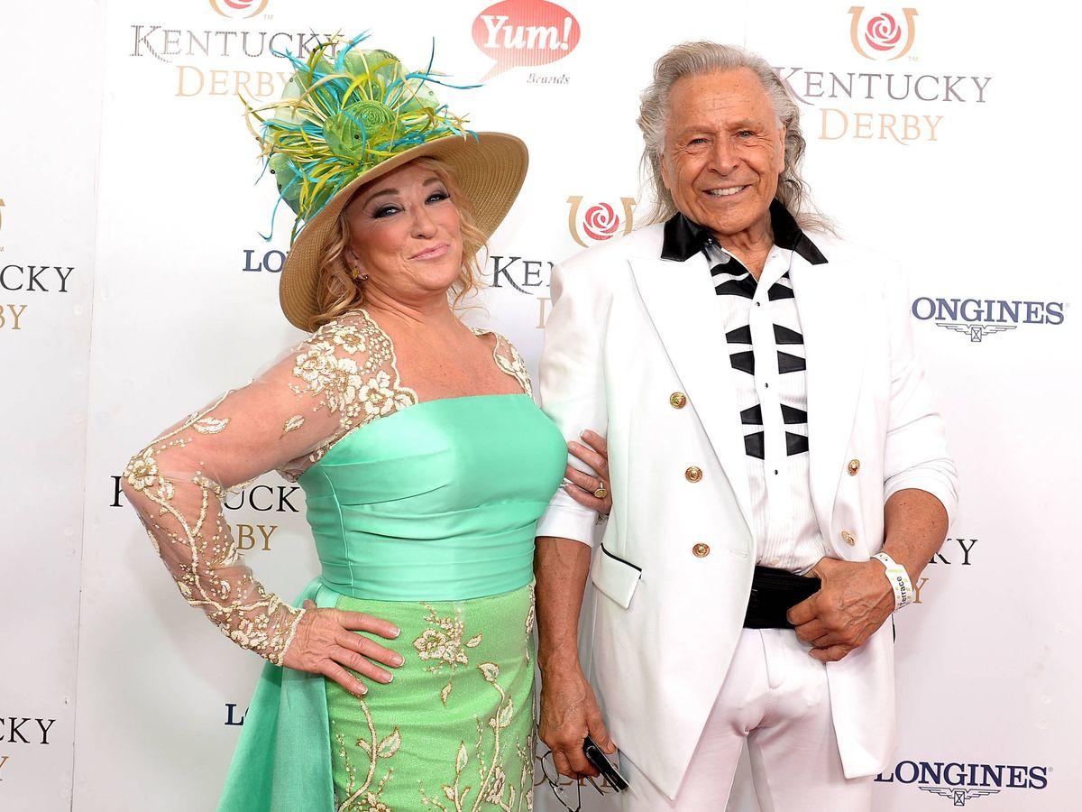 Foto:  La cantante Tanya Tucker y Peter Nygard. (Getty)
