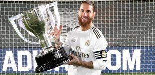Post de Sergio Ramos no se libra de la austeridad en la que entra el Real Madrid