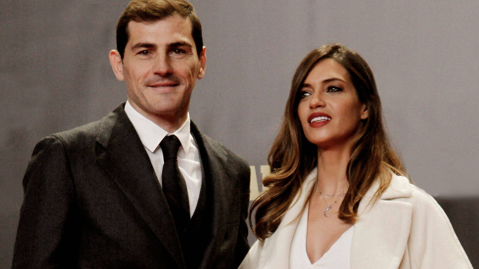 Foto: Iker Casillas y Sara Carbonero. (Cordon Press)