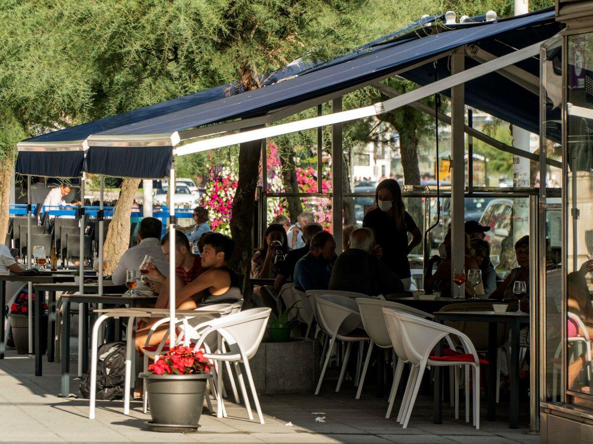 Foto: Bares en Santander. (EFE)