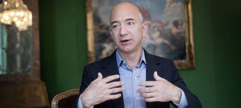 Foto: El fundador y presidente de Amazon, y ahora dueño del 'Washington Post', Jeff Bezos. (EFE)