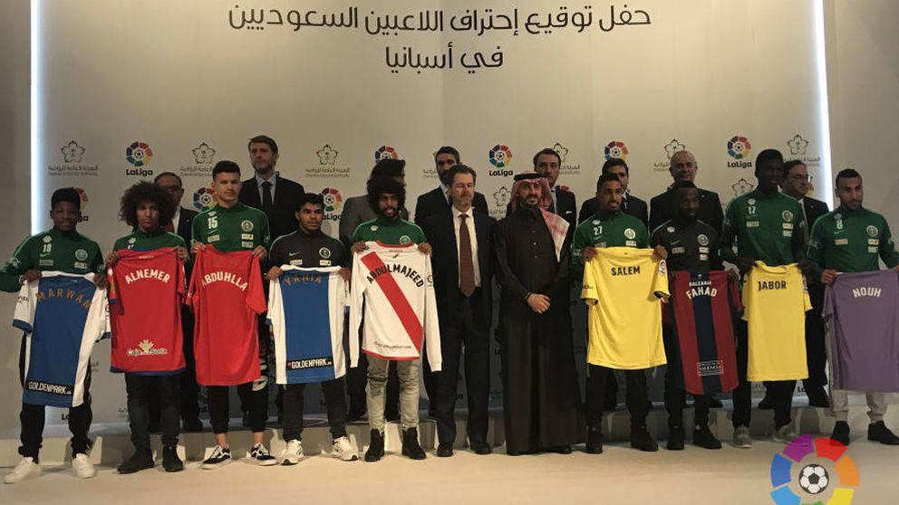 La vida mortificante de los futbolistas árabes que vinieron a jugar (poco) a España