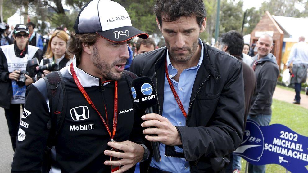 Fernando Alonso: El McLaren ha sido una grandísima sorpresa