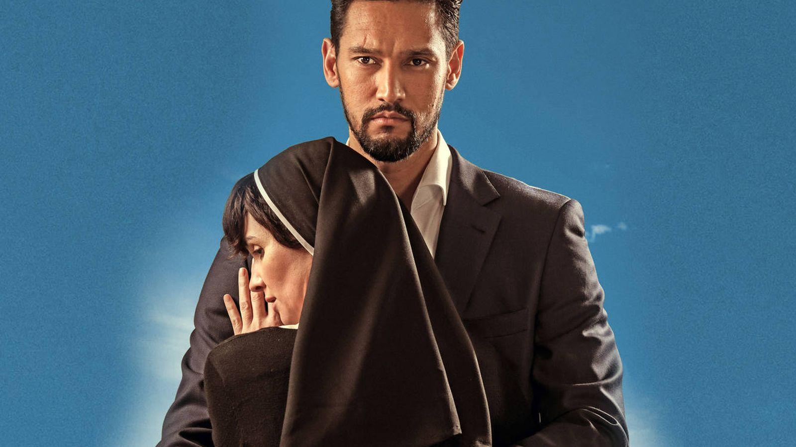 Foto: Paz Vega y Stanley Cooper protagonizan 'Perdóname, Señor'. (Mediaset España)