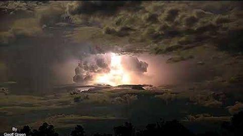 Impresionantes imágenes de la furia de una tormenta en Australia