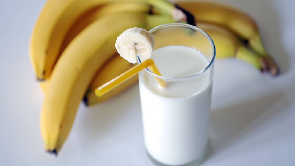 Llega la leche de plátano, alternativa a la bebida de soja