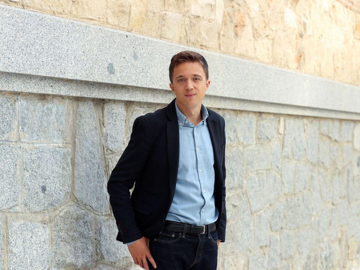 Foto: Íñigo Errejón, en una entrevista el año pasado. (EFE)