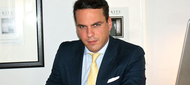 Foto: Gonzalo del Río Creus, consejero delegado de Kite Invest