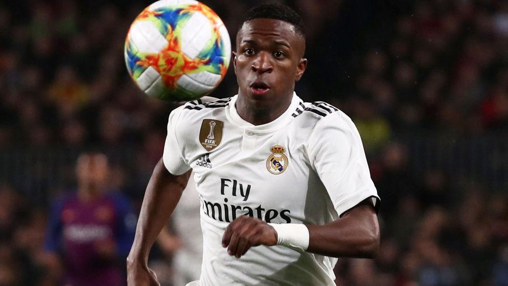 Las virtudes (y el defecto) de Vinícius que tienen enamorado al Real Madrid