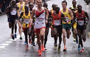 El maratoniano que adoraba la comida basura y el tabaco