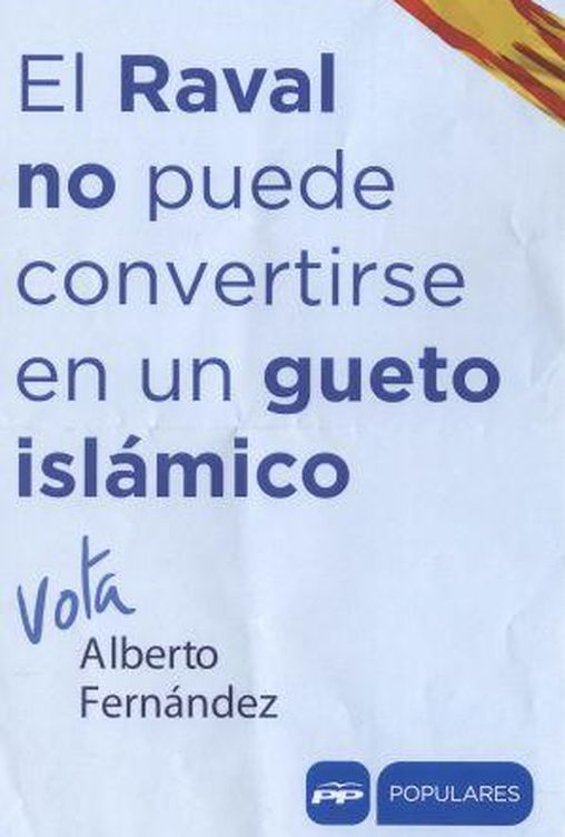 Foto: Panfleto del Partido Popular de Cataluña. (Twitter)
