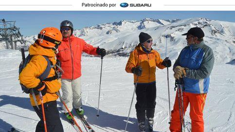 El sueño del esquiador es posible en España: 26 km sin tocar un remonte