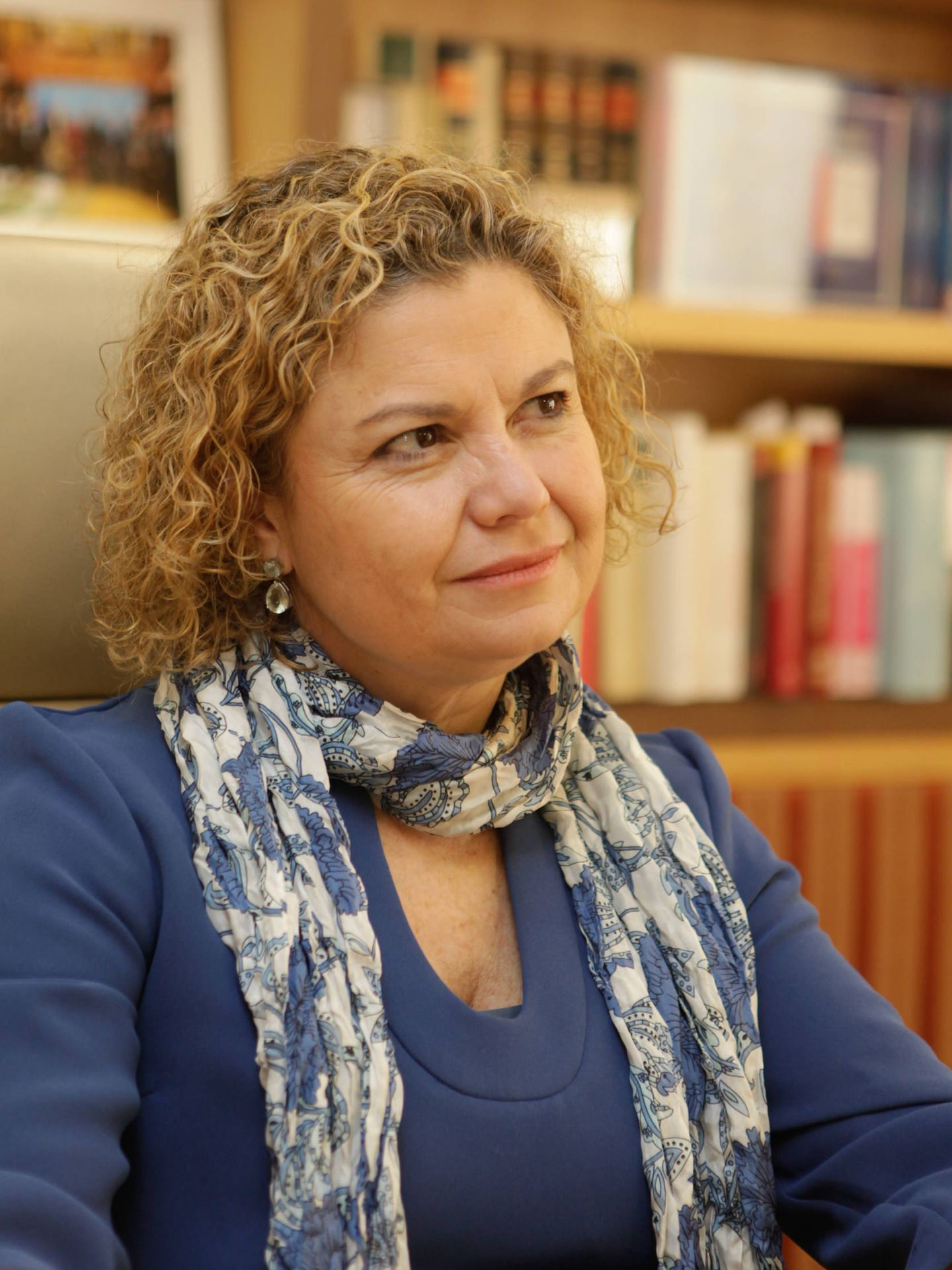 María Emilia Adán. (Nacho Ballesteros)