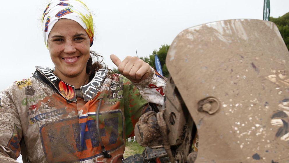 Laia Sanz, la reina del desierto que ya es historia viva del Dakar