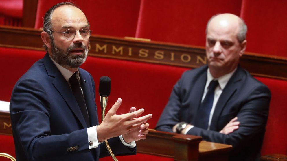 El Senado francés rechaza el plan de desescalada del Gobierno de Macron