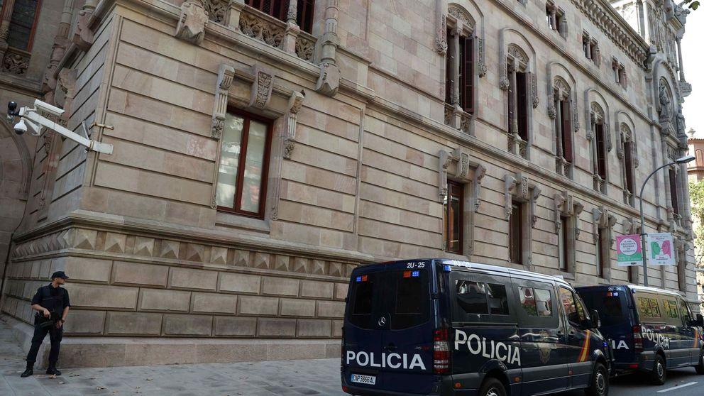 Vigilancias a altos cargos del Govern para detenerlos si llega la orden judicial
