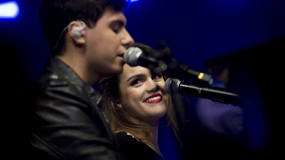 Del amor entre Alfred y Amaia al vuelo de Soraya Arnelas: 'La noche de Cadena 100'