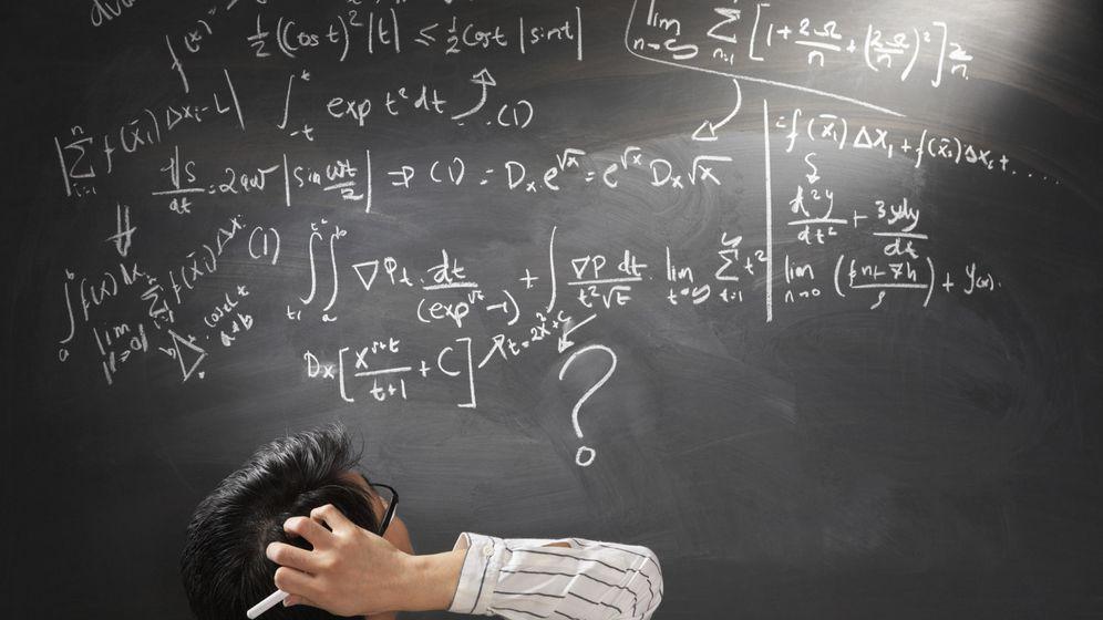 Foto: Matemáticas en la base de la calidad democrática.