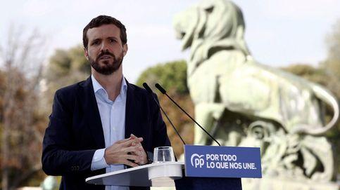 Casado exige a Sánchez que no indulte a los condenados tras la sentencia del 'procés'