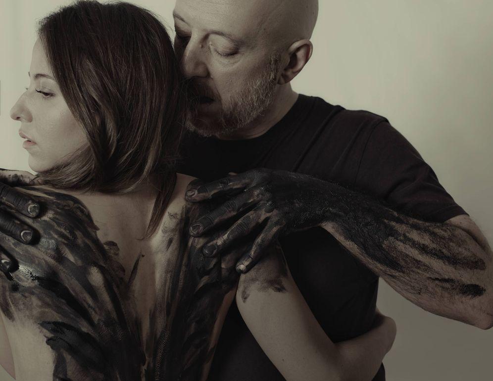 Foto: Irene Escolar y José Luis Torrijo protagonizan 'Blackbird' (Vanessa Rabade)