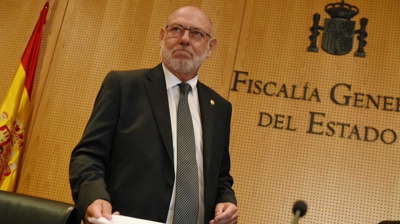 El fiscal general del Estado, José Manuel Maza. (EFE)