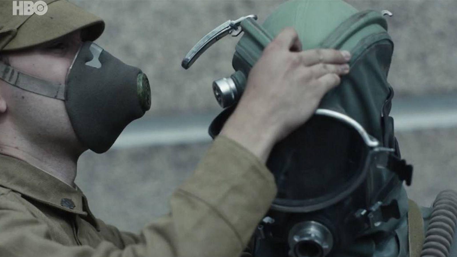Foto: Imagen de 'Chernobyl'. (HBO)