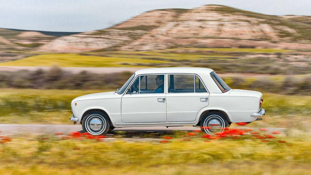 Seat 124, 50 años del coche pensado para la clase media española
