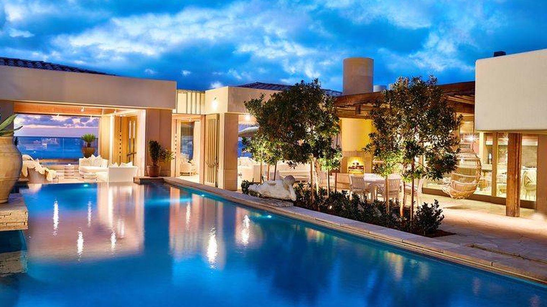 La espectacular piscina de la casa. (The Guiltinan Group)