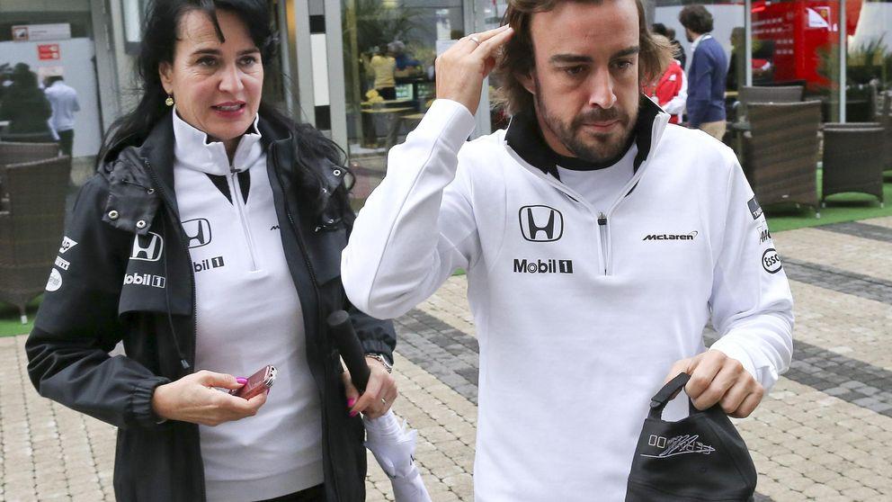 Alonso: Estamos experimentado cosas muy interesantes en el coche
