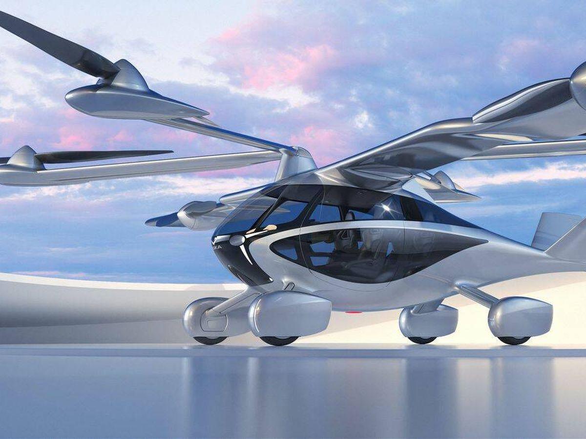 Foto: Los coches voladores darían risa si no dieran tanto miedo. (NFT)