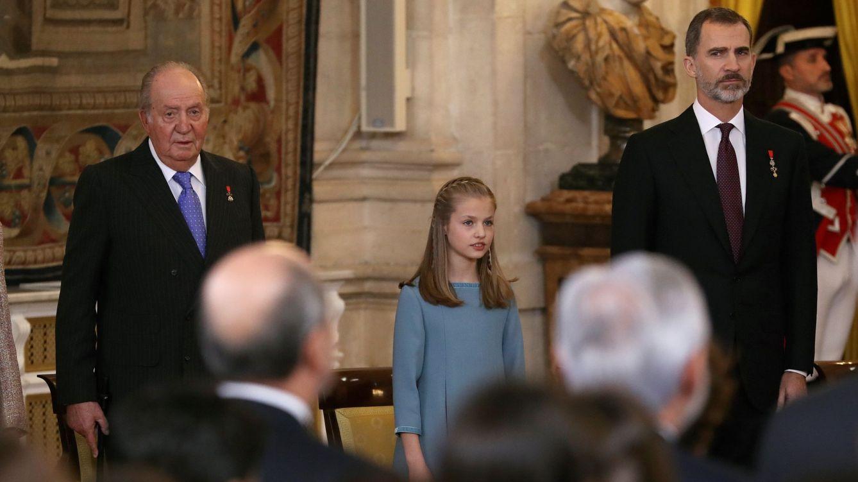 Foto: La Princesa recibe el Toisón: todas las imágenes de la ceremonia