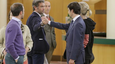 Tensión en el hospital entre los hijos de Palomo Linares y la 'viuda'