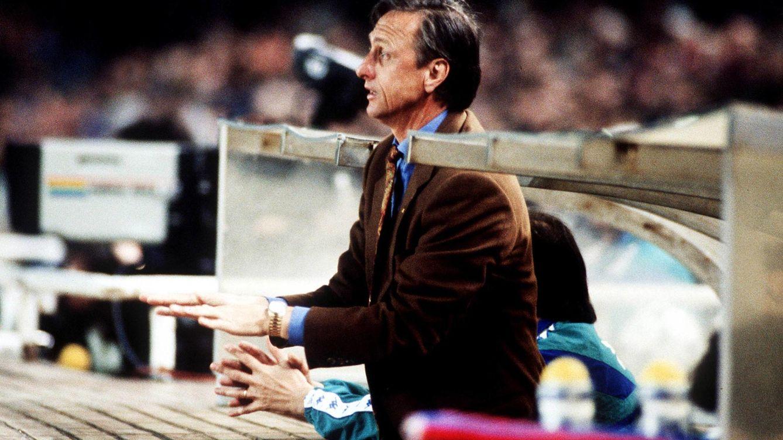 Milla, el primer '4': Se puede ganar de varias formas, pero la de Cruyff era la gran idea