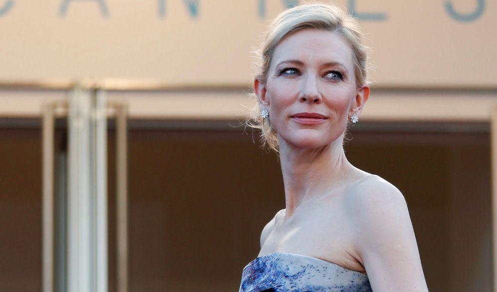 Foto: Cate Blanchett en una imagen de archivo. (Reuters)