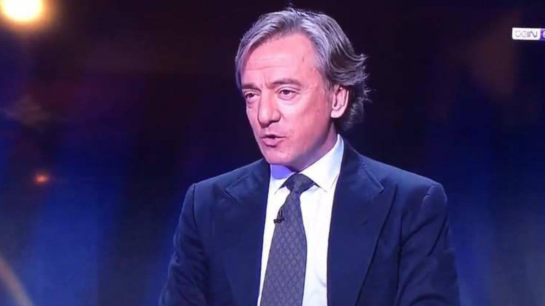 Susto en televisión: García Pitarch abandona el plató tras sufrir un fuerte mareo